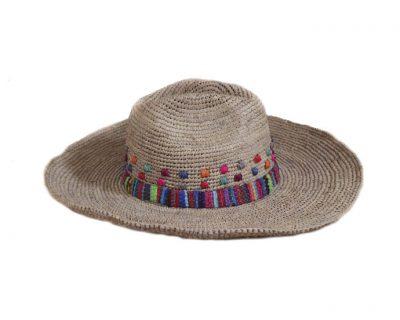 Chapeau « PANAMA LOUISE »