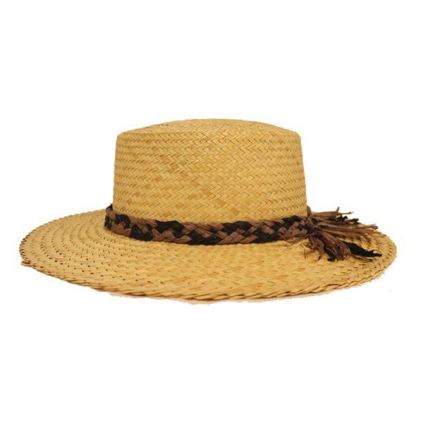Chapeaux pamela - Raphia de Madagascar