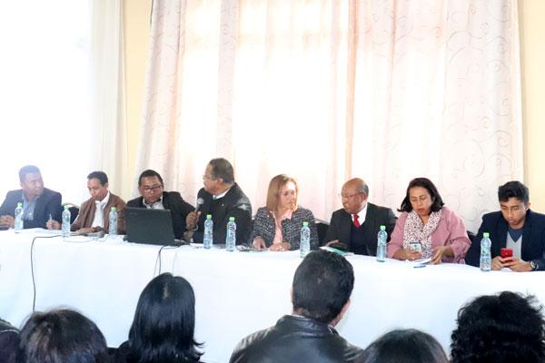 Conférence sur le Fihariana organisée par les opérateurs économiques membres du FOM/FIHAVANANA